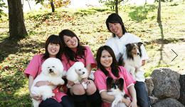 犬のすべてを学ぶ 関空ペット学院